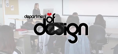 Department of Design Video