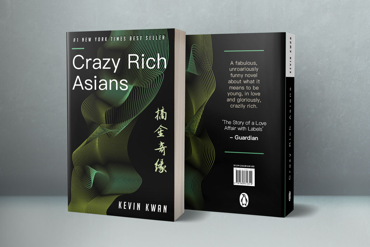 Kevin Kwan's Crazy Rich Asians